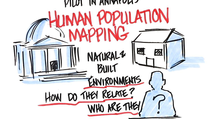 Human Population Mapping for Enhanced Community Resilience (Annapolis)