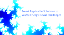 Smart Replicable Solutions to Water-Energy Nexus Challenges (Cleveland Water Alliance, DC Water)