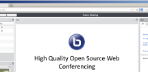 High Quality Open Source Web Conferencing