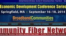 Broadband Communities Economic Development Conference Series