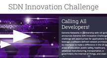 Extreme SDN Innovation Challenge