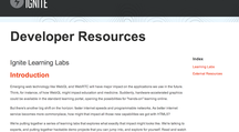 Mozilla Ignite Learning Labs
